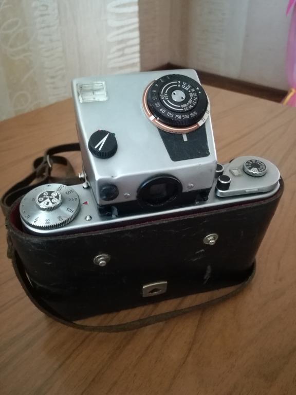 Фотоаппарат Pentacon six TL