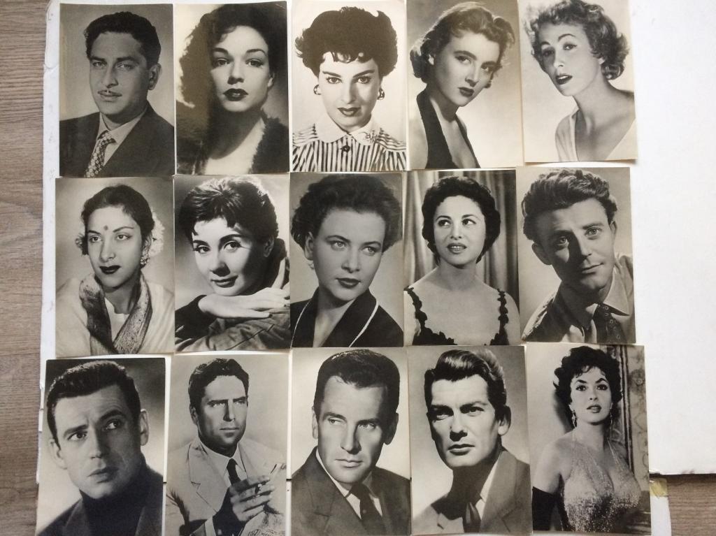 Прикольные, открытки актеров зарубежного кино