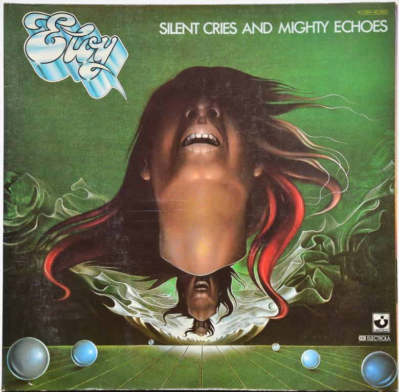 Eloy ''Silent Cries And Mighty Echoes'' 1979 Lp