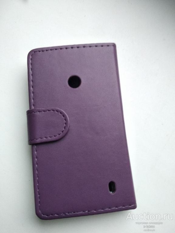 Чехол-книжка для смартфона Nokia Lumia 520, Нокия Люмия 525 или универсальный для телефонов 4''