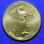 """50 долларов 1996 год Золотая монета """"Американский Орел""""  Вес 34,02 гр. Au 916,7"""
