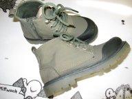 Непромокаемые ботинки zara baby