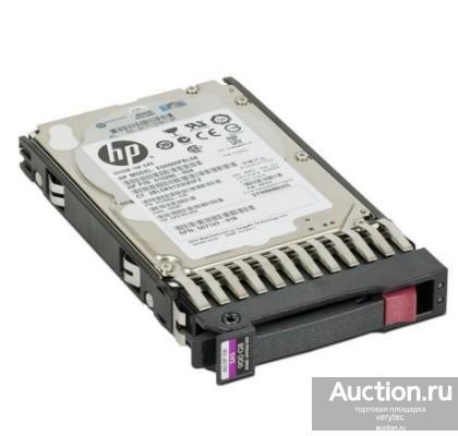 Жесткий диск HP 900Gb (U300/10000/64Mb) SAS DP 6G 2,5 [781581-008]