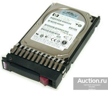 Жесткий диск HP 900Gb (U300/10000/64Mb) SAS DP 6G 2,5 [619463-001]