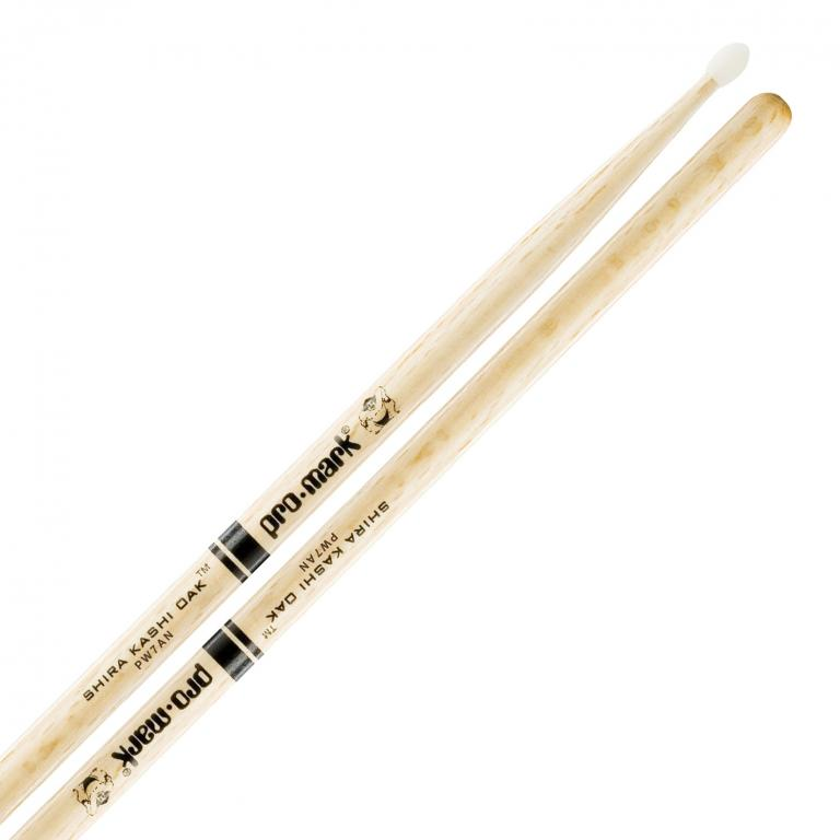 PRO MARK PW7AN Барабанные палочки 7A, материал: японский дуб