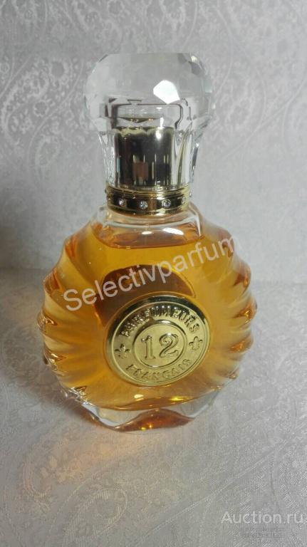 12 Parfumeurs Francais Mon Amour парфюмированная вода 100мл