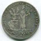 1 талер 1765 год. Фридрих Август III. Германия, Саксония. Серебро! Вес: 27,7 гр. Диаметр: 42,5 мм