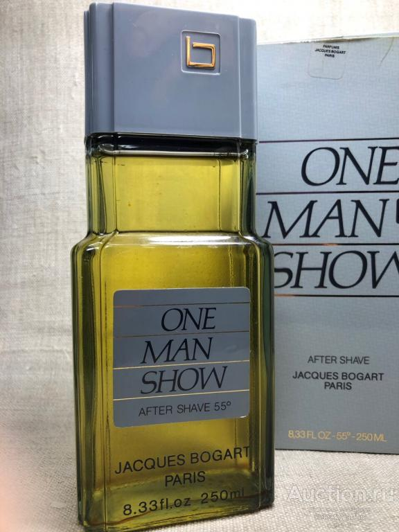 Bogart One man show vintage A/S 250мл
