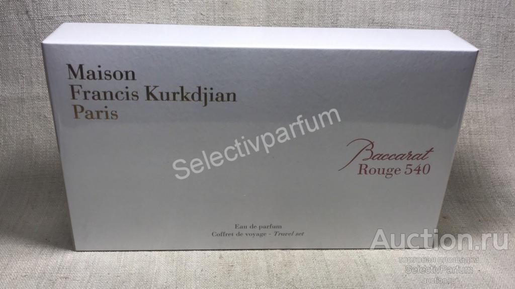 754 Maison Francis Kurkdjian Baccarat Rouge 540  парфюмированная вода 11мл тестер