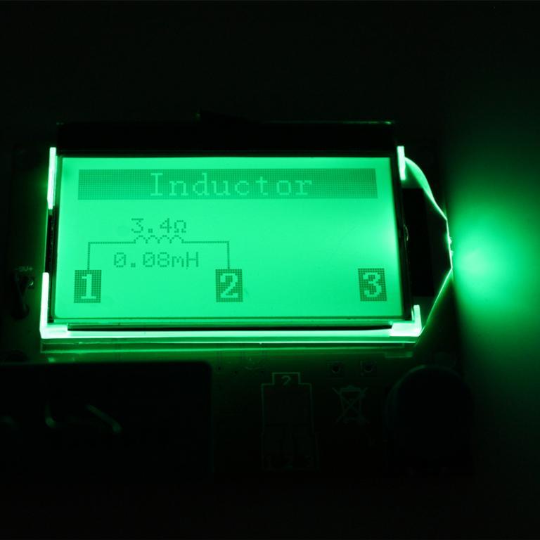 Mega328 V2.68 ESR-T4 Транзистор Тестер LCR с Функцией ESR Метра MOS/PNP/NPN LCR.