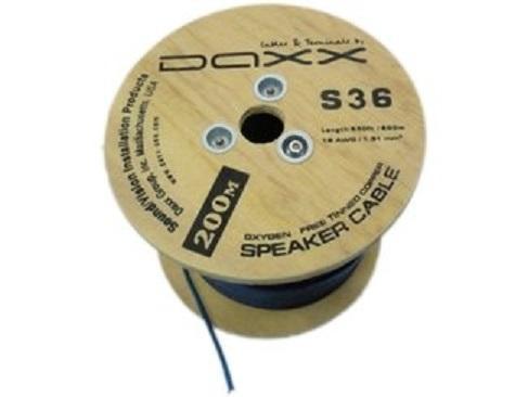 DAXX. Кабель акустический 16 GA  S36.