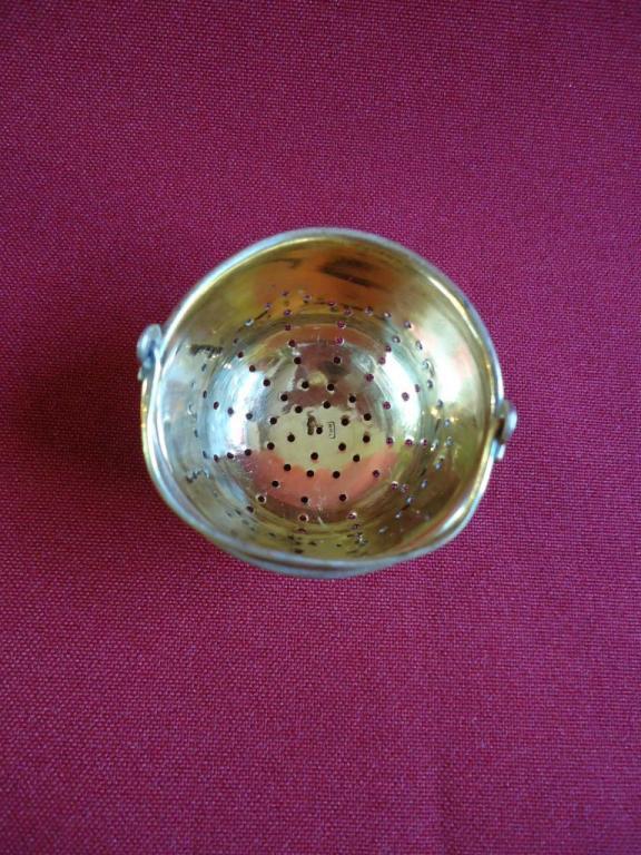 Ситечко для чая Чайное Серебро 875