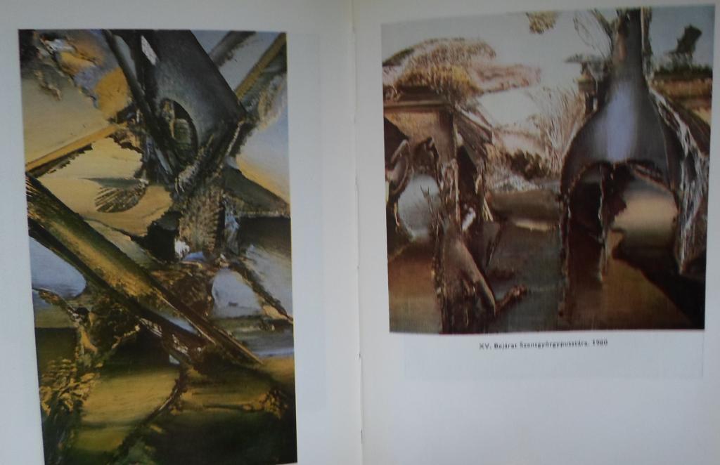 Альбомы венгерского авангарда