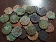 С Рубля! 30 Монет 5 Копееки Екатерины 2. Оптом!