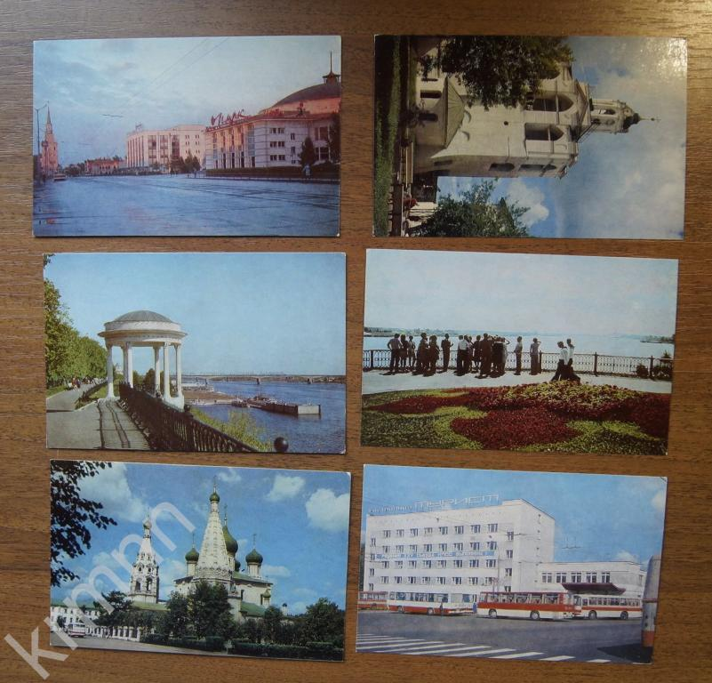 Магазин открыток в ярославле, мая