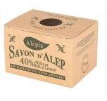 Сирийское мыло 40%лавра.Alepia.
