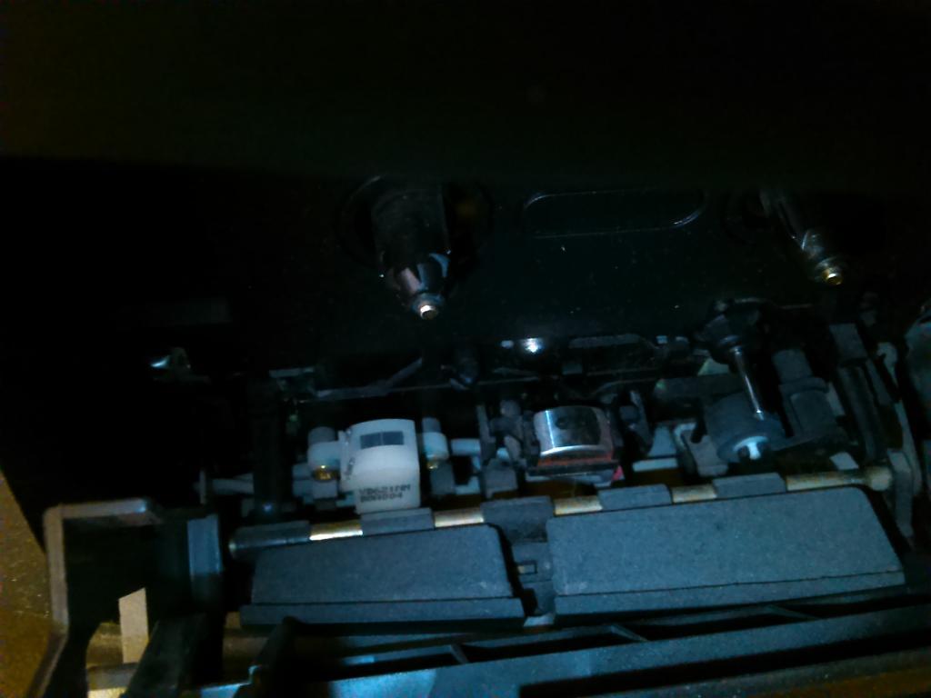 SHARP CD-C401 (условно рабочий)