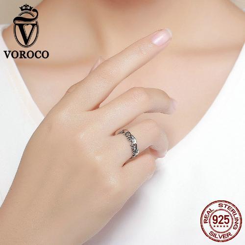 925 пробы Серебряное кольцо