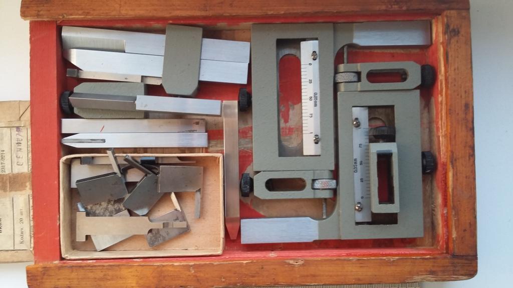 измерительный инструмент СССР для специалистов и музея
