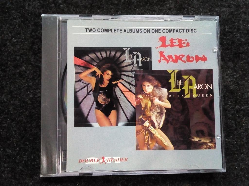 Lee Aaron:Lee Aaron - Metal Queen - CD, 1989, Limited Edition