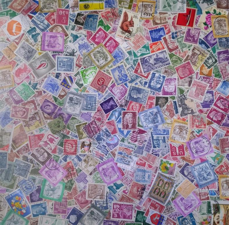 3000 иностранных марок в ассортименте