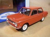 Zaz 966 1966 Red MCG 1:18 MCG18102 Model