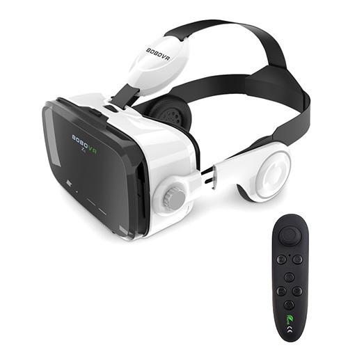 BOBOVR Z4 3D Очки Виртуальной Реальности для Смартфонов + Bluetooth Джойстик.