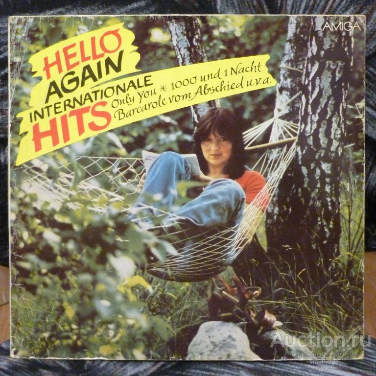 Various 1986 Hello Again - Internationale Hits (GDR)