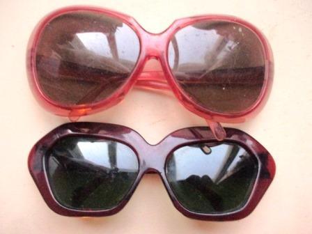 Очки модные солнцезащитные 50гг Ретро