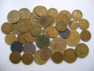 40 монет до реформы, ранние Советы ,все монеты до 1961 года- СССР и РСФСР,одним лотом с рубля!