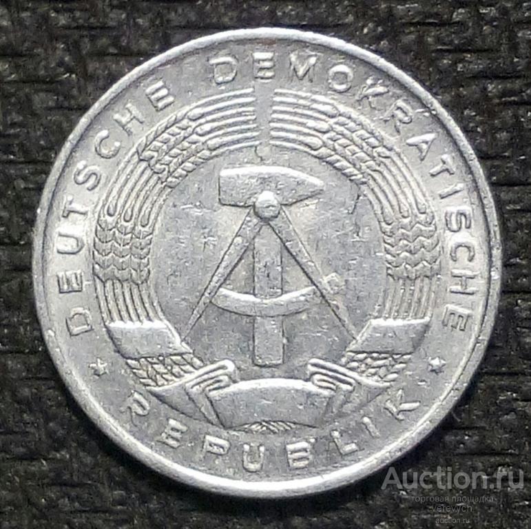 Германия. 1 ПФЕННИГ 1968 г. (148)