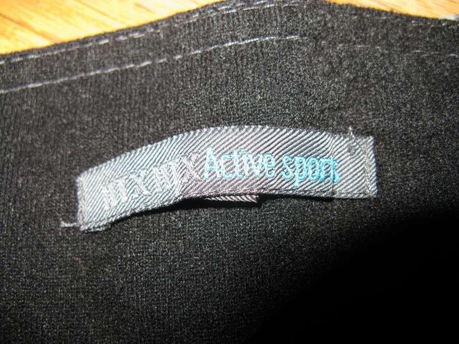 Лыжные штаны ACTIVE SPORT, пояс 45-49см. как НОВЫЕ