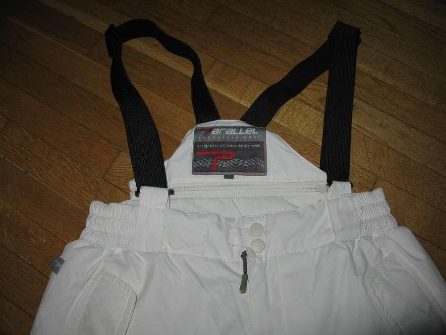 Лыжные штаны PARALLEL, пояс 33-42см, в хорош. сост