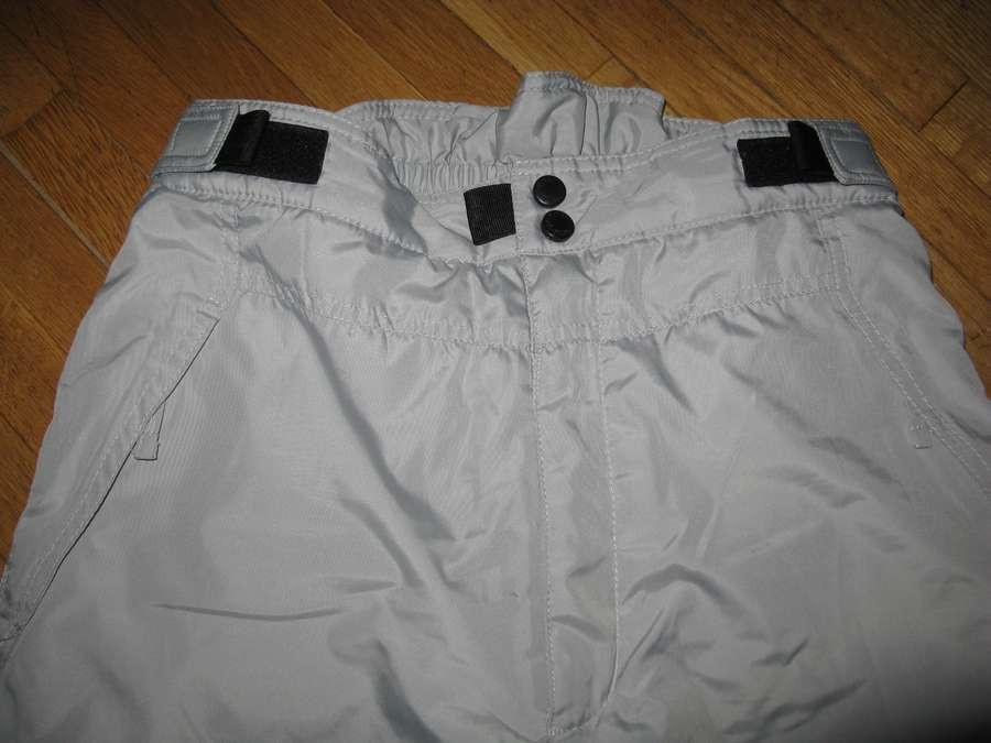 Лыжные штаны ONE BY ONE, пояс 35-42см, сост ОТЛИЧН