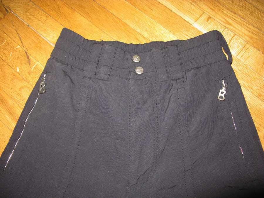 Лыжные штаны BOGNER, пояс 32-39,5 см, сост ОТЛИЧН