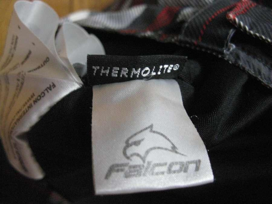 Лыжные штаны FALCON TRITECH THERMO, пояс 33-39см