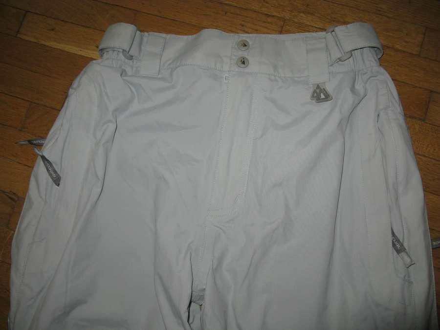 Лыжные штаны RIPCURL, пояс 33-44см, сост ОТЛИЧНОЕ!