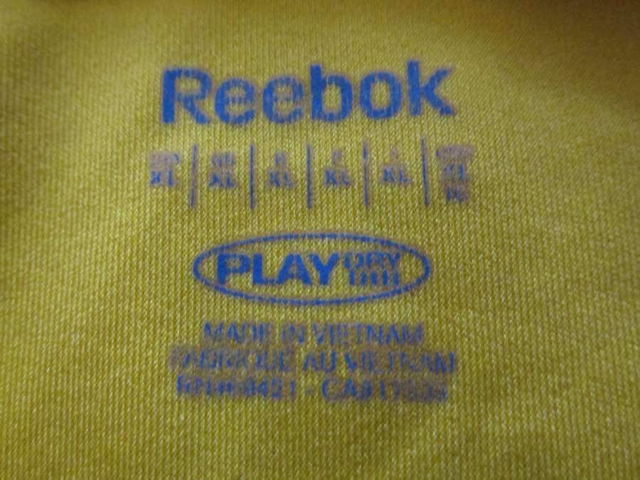 Футболка REEBOK RACING, спортивная, L-XL, рабочая