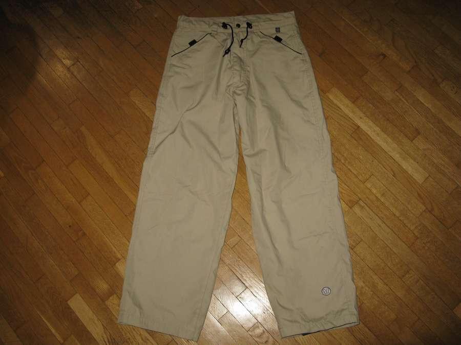 Лыжные штаны RADRIDE, пояс 36-41,5см, сост хорошее