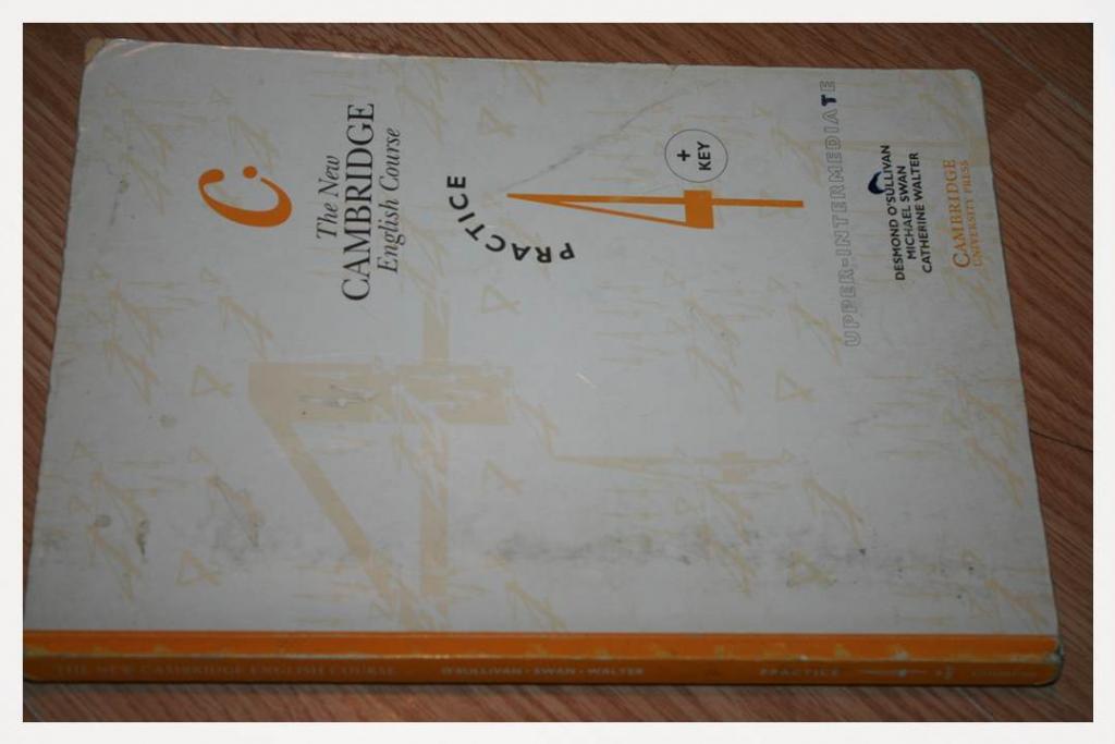 O'Sullivan Desmond The New Cambridge English Course. Practice 4+key. Upper- Intermediate