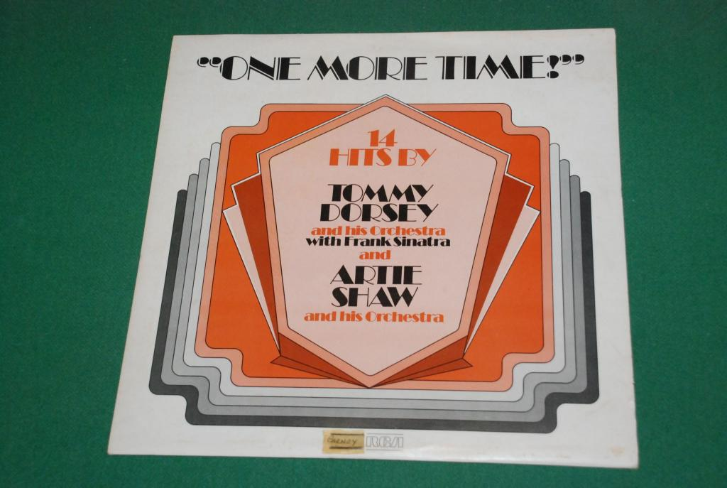JAZZ  Tommy Dorsey & His Orchestra*, Artie Shaw & His Orchestra* ‎UK / ENGLAND   LP -   NEAR MINT
