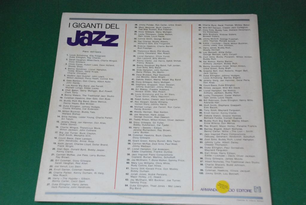 JAZZ   Benny Goodman / Lionel Hampton / Teddy Wilson / Gene Krupa / Charlie Christian LP  NEAR MINT