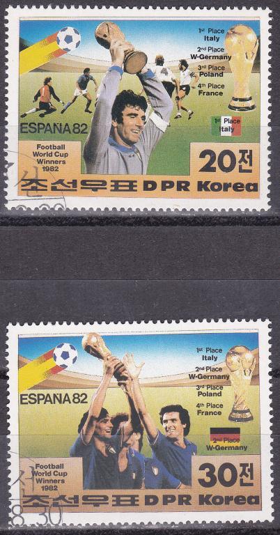Чемпионат мира потфутболу 1982г. испания