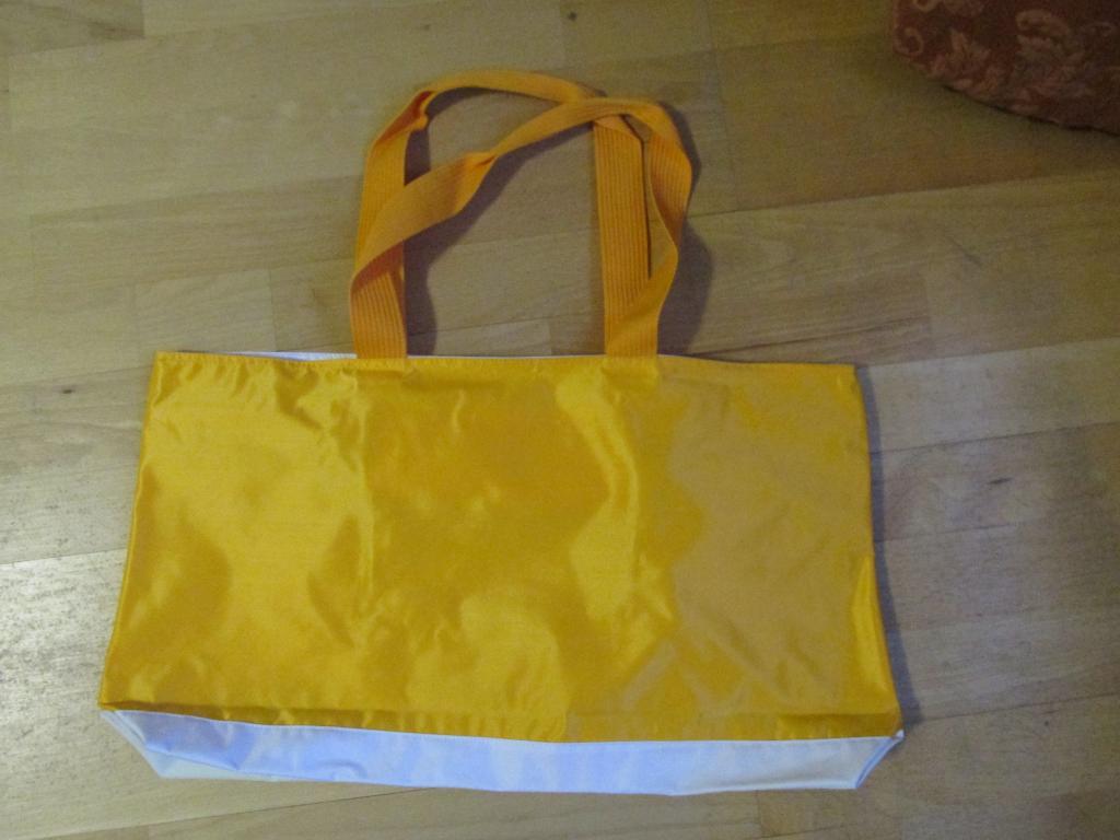 сумка пляжная Lancome новая