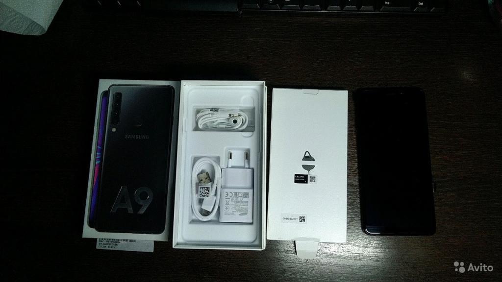 Новый SAMSUNG Galaxy A9