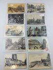 181 ОТКРЫТКИ разные КАРТОЧКИ рисунки письма марки приехали из Англии коллекция 10 штук ОДНИМ ЛОТОМ