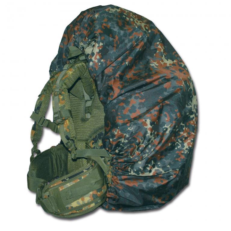 TacGear Чехол для рюкзака TacGear, камуфляж флектарн