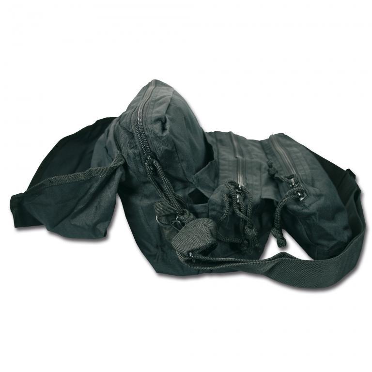 Mil-Tec Сумка санитара, цвет черный
