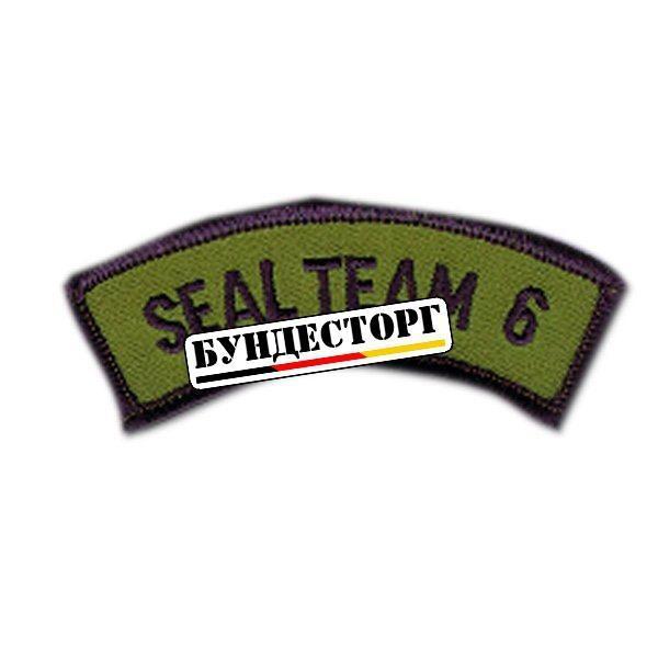 Патч США Tab Seal Team 6