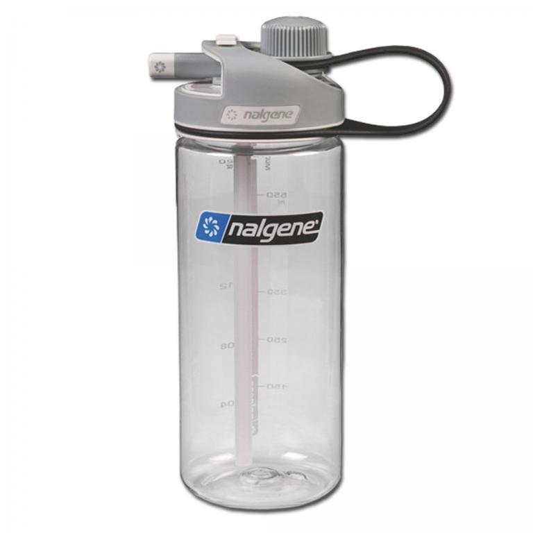 Nalgene Бутылка Nalgene Multi-Drink 0,6 л., прозрачная